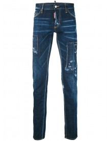 Dsquared2 - Classic Skinny Jeans - Men - Cotton/polyester - 56 afbeelding