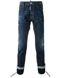 Dsquared2 - Cool Guy Jeans - Men - Cotton/polyester/spandex/elastane - 48 afbeelding
