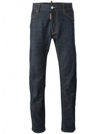 Dsquared2 - Mac Daddy Jeans - Men - Cotton/polyester/spandex/elastane - 44 afbeelding