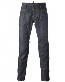 Dsquared2 - 'skater' Creased Effect Jeans - Men - Cotton/polyester - 48 afbeelding