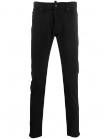 Dsquared2 Skinny Jeans - Zwart afbeelding