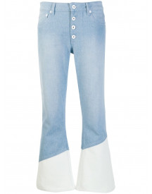 Each X Other Flared Jeans - Blauw afbeelding