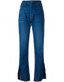 Each X Other Other - Flared Jeans - Women - Cotton - 25 afbeelding
