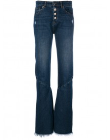 Each X Other Other - Flared Jeans - Women - Cotton - 27 afbeelding
