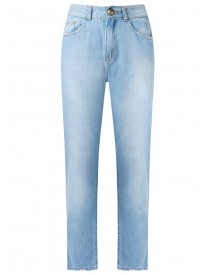 Egrey - Straight-leg Jeans - Women - Cotton - 36 afbeelding