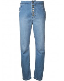 Ellery - Regular Length Skinny Jeans - Women - Cotton - 28 afbeelding
