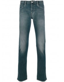 Emporio Armani - Faded Effect Jeans - Men - Cotton/spandex/elastane - 29 afbeelding