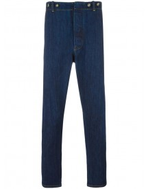 Ermanno Gallamini - Straight Jeans - Men - Cotton - Xl afbeelding