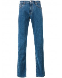 Ermenegildo Zegna - Straight Leg Jeans - Men - Cotton - 36 afbeelding