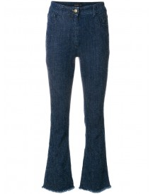 Etro - Fitted Flared Jeans - Women - Cotton/spandex/elastane - 28 afbeelding
