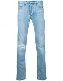 Ex Infinitas - Classic Ultra Slim Jeans - Men - Cotton - 32 afbeelding