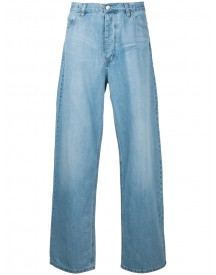 Ex Infinitas - Ultra Relaxed Jeans - Men - Cotton - 32 afbeelding