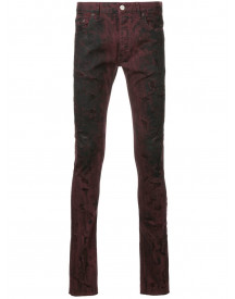 Fagassent Vale Skinny Jeans - Rood afbeelding