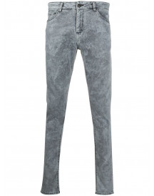 Family First Slim-fit Jeans - Wit afbeelding