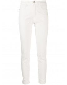 Federica Tosi Skinny Jeans - Wit afbeelding