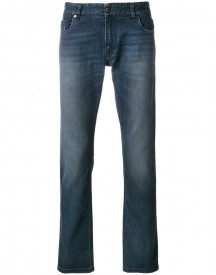 Fendi - Fade Effect Jeans - Men - Cotton/spandex/elastane - 32 afbeelding