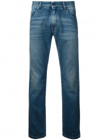 Fendi - Illustrate Slim-fit Jeans - Men - Cotton - 30 afbeelding