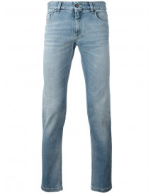Fendi - Slim Fit Jeans - Men - Cotton/spandex/elastane - 32 afbeelding