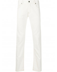 Fendi Slim-fit Jeans - Wit afbeelding