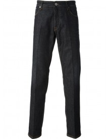 Fendi - Straight Leg Jeans - Men - Cotton/spandex/elastane - 36 afbeelding