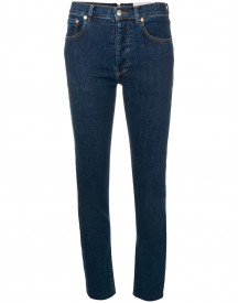 Forte Dei Marmi Couture Skinny Jeans - Blauw afbeelding