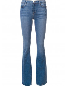 Frame Flared Jeans - Blauw afbeelding