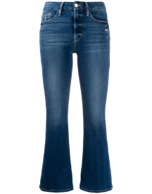 Frame Kick Flare Jeans - Blauw afbeelding