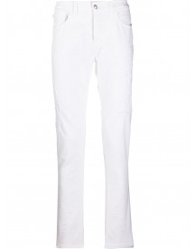 Frankie Morello Skinny Jeans - Wit afbeelding