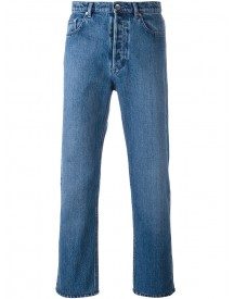 Gieves & Hawkes - Straight Leg Jeans - Men - Cotton - 36 afbeelding