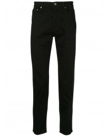 Givenchy Slim-fit Jeans - Zwart afbeelding
