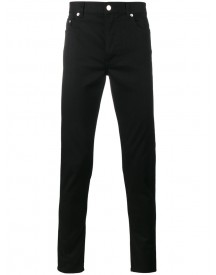 Givenchy - Star Embroidered Skinny Jeans - Men - Cotton/polyester/spandex/elastane - 32 afbeelding