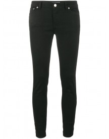 Givenchy - Star Motif Skinny Jeans - Women - Cotton/polyester/spandex/elastane - 40 afbeelding