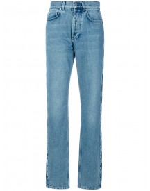 Givenchy - Star Patch Slouchy Jeans - Women - Cotton/polyester - 40 afbeelding