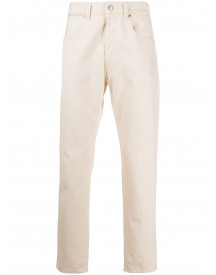 Golden Goose Slim-fit Jeans - Nude afbeelding