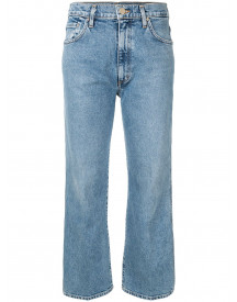 Goldsign Cropped Jeans - Blauw afbeelding