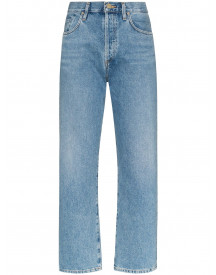 Goldsign Straight Jeans - Blauw afbeelding