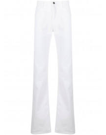 Gucci Bootcut Jeans - Wit afbeelding