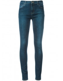 Gucci - Loved Embroidered Jeans - Women - Cotton/polyester/spandex/elastane - 26 afbeelding