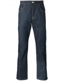 Gucci - Loved Jeans - Men - Cotton/calf Leather - 33 afbeelding