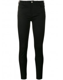 Gucci - 'loved' Skinny Jeans - Women - Cotton/acrylic/polyamide/spandex/elastane - 27 afbeelding