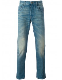 Gucci - Medium Washed Jeans - Men - Cotton - 33 afbeelding