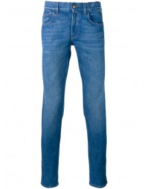 Gucci - Web Trim Jeans - Men - Cotton/spandex/elastane - 31 afbeelding
