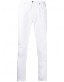 Haikure Slim-fit Jeans - Wit afbeelding