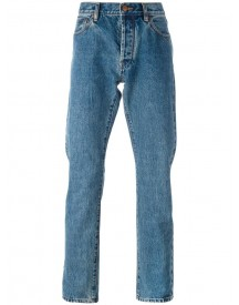 Han Kjøbenhavn - Straight Jeans - Men - Cotton - 32 afbeelding