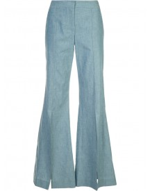 Hellessy - 'raul' Split-leg Flared Jeans - Women - Cotton - 10 afbeelding