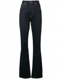 Helmut Lang Classic Flared Jeans - Blauw afbeelding