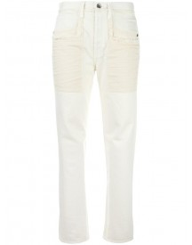 Helmut Lang - Raw Edge Jeans - Women - Cotton/polyester - 29 afbeelding