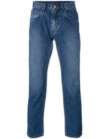 House Of Holland - Zip Powell Jeans - Men - Cotton - 34 afbeelding