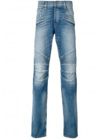 Hudson - Denim Straight Biker Jeans - Men - Cotton/spandex/elastane - 29 afbeelding