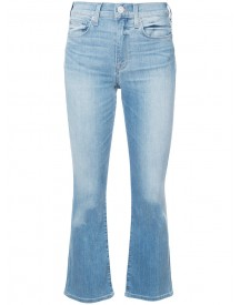Hudson - High Jeans Brix Fit Jeans - Women - Cotton/spandex/elastane - 30 afbeelding